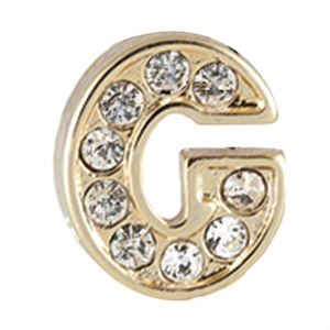 Picture of Gold 'G' Charm